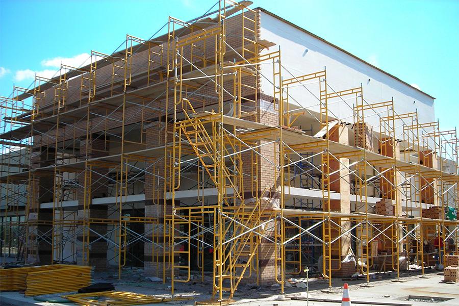 Sigma Construction - Construction