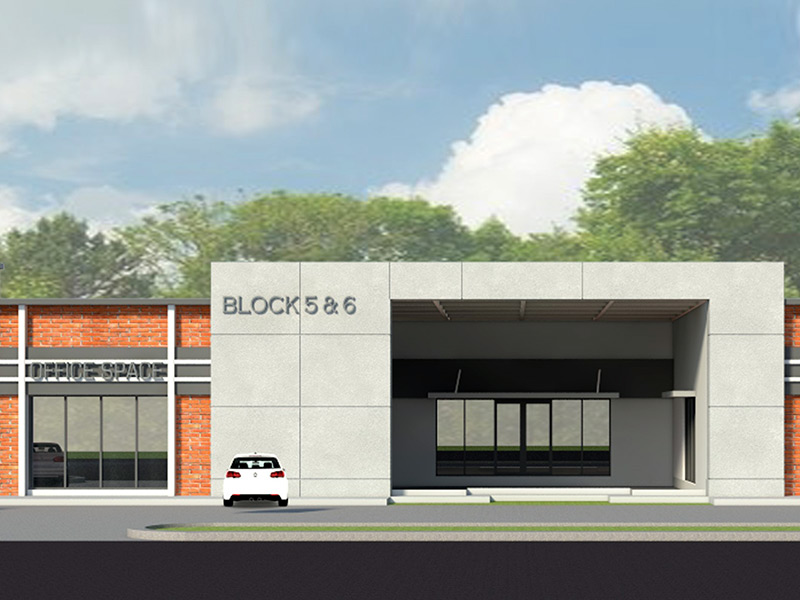 3490 - Office Park Redevelopment at Princeton NJ